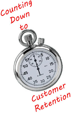 Counting Down to Customer Retention