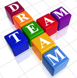 Create a Social Media Dream Team